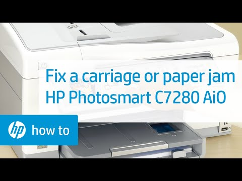 hp photosmart c7280 all-in-one printer manual