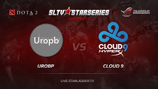 Uropb vs Cloud9, game 1