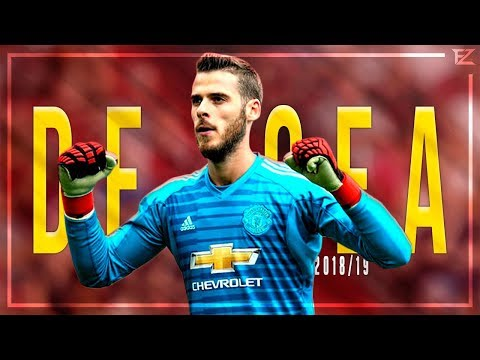 David De Gea 2018/19 ▬ 'The Superman' | Crazy Best Saves - HD