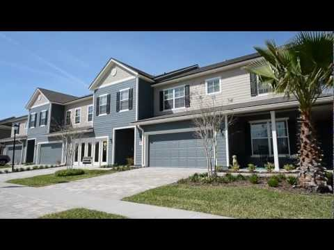 Willowcove at Nocatee Copperfield II Townhome Model Tour by Dream Finders Homes