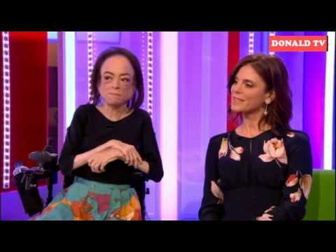 BBC The One Show 22/01/2019   Silent Witness, Liz Carr and Emilia Fox