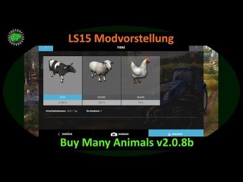 Buy Many Animals v2.0.8b