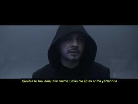 """Tepki X Ceza - """"YAK"""" [Official Video] Lyrics (Türkçe Altyaz)"""