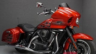 6. 2014  KAWASAKI  VN1700 VULCAN 1700 VAQUERO SE W/ABS  - National Powersports Distributors
