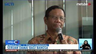 Video Aksi 22 Mei Akibat Perusuh, Mahfud MD: Prabowo Jelas Tempuh Jalur Hukum, Bukan Jalanan - SIS 24/05 MP3, 3GP, MP4, WEBM, AVI, FLV Mei 2019