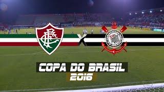 Mesquita RJ / Estádio Giulite Coutinho (Edson Passos) / 06-07-16Copa do Brasil 2016 / Oitavas de Final / Jogo de IdaLances Dos Gols Corinthians vs Internacional