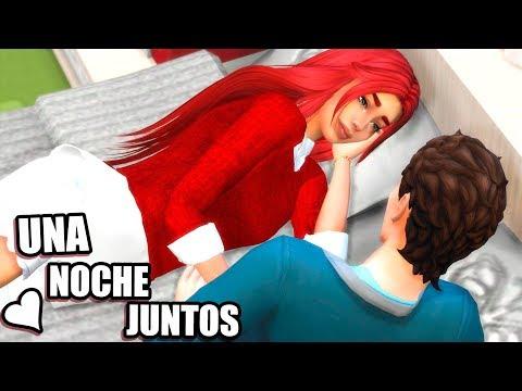 EL PRIMER CHICO QUE DUERME EN MI CAMA   Ep.31  Los Sims 4 ~ Not So Berry ~ Rojo (Rubí)