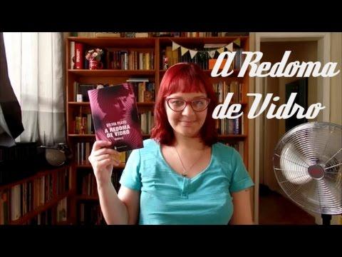 Resenha: A Redoma de Vidro, de Sylvia Plath