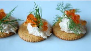 3 amuse-bouches rafinés au saumon fumé