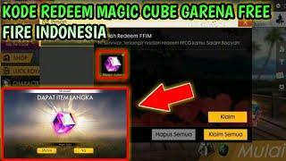 Nonton INI DIA KODE REDEEM MAGIC CUBE GARENA FREE FIRE INDONESIA TERBARU Film Subtitle Indonesia Streaming Movie Download