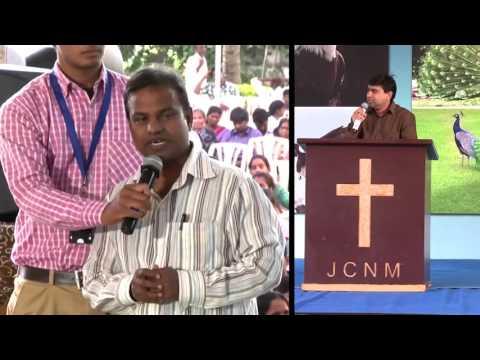 Prophet K.Shyam kishore prayed, VENKATESHWAR RAO Healed From Severely Infected Leg Cellulitis