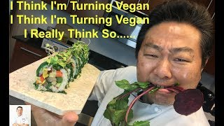 All Vegan Sushi Roll   Difficulty Level 10 by Diaries of a Master Sushi Chef