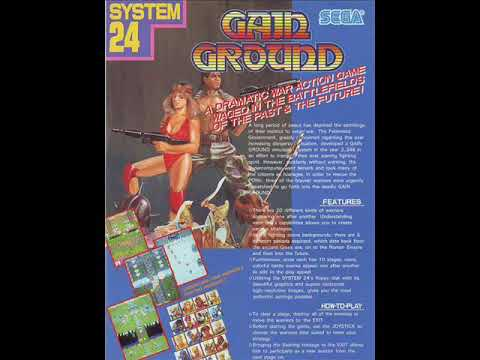 gain ground sega megadrive