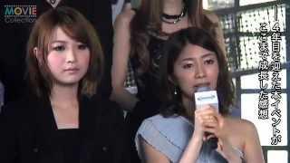 May'n、KOTOKO、南里侑香、GRANRODEO、麻生夏子、黒崎真音/「ANIMAX MUSIX 2012」記者会見