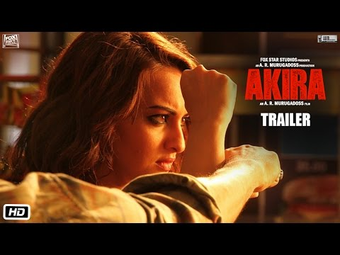 Watch: Sonakshi Sinhas Akira Movie Official Traile