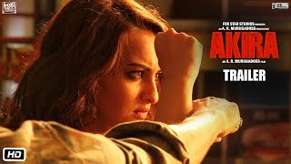 Nonton Akira   Official Trailer   Sonakshi Sinha   A R  Murugadoss   Releasing 2nd September 2016 Film Subtitle Indonesia Streaming Movie Download