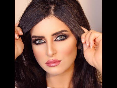 مكياج عروس مع خبيرة التجميل فاطمة الدوسري (видео)