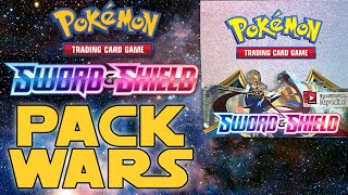 PACK WARS!!! Pokemon Sword and Shield Booster Box Opening! by The Pokémon Evolutionaries