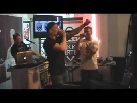 Cheek NRJ Live - Jehu & Ei Oikoteitä tekijä: TheFaeja