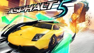 Asphalt 5 FREE YouTube video