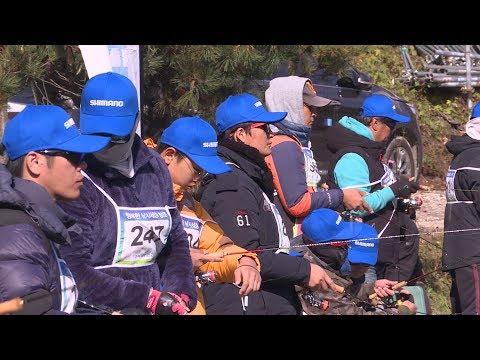 2018 시마노컵 송어대회