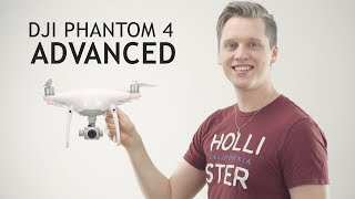 DJI Phantom 4 Advanced 評論影片