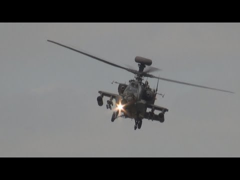 Boeing AH 64 Apache Longbow Attack...