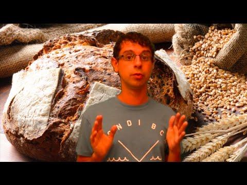 il pane, dalle stalle alle stelle: la farina
