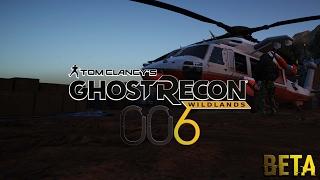 GHOST RECON WILDLANDS BETA • • [006] Lager ausheben • Let's Play Ghost Recon Wildlands german