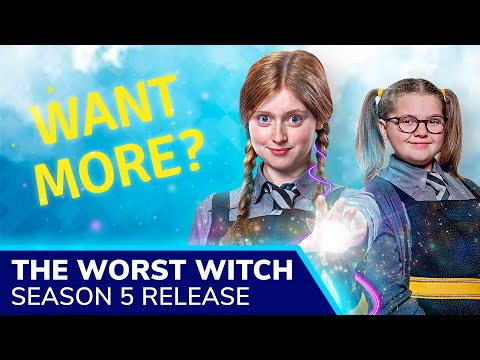 THE WORST WITCH Season 5 is Expected in 2021 as Girls Begin Graduation Year