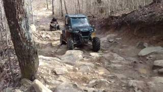 10. RZR S 1000 - Windrock, Trail 22... 3-10-17