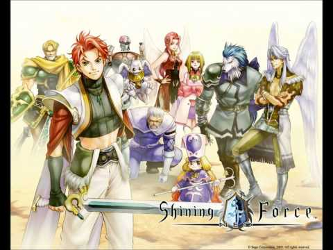 Shining Force OST - Simones Theme - 2