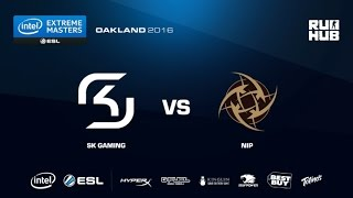 IEM Oakland - NiP vs SK Gaming - map2 - de_cache - [Enkanis, yxo]