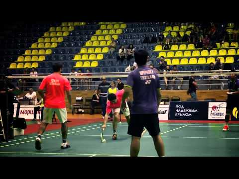 Babolat Kharkov International - 2015 (official video 2015)