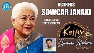 Video Actress Sowcar Janaki Exclusive Interview || Koffee With Yamuna Kishore #12 || #367 MP3, 3GP, MP4, WEBM, AVI, FLV April 2018