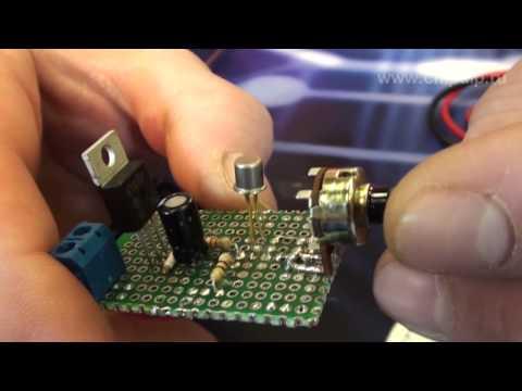 транзисторах МОСФИТ схема