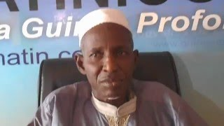 Thierno Ismaël Diallo, président de