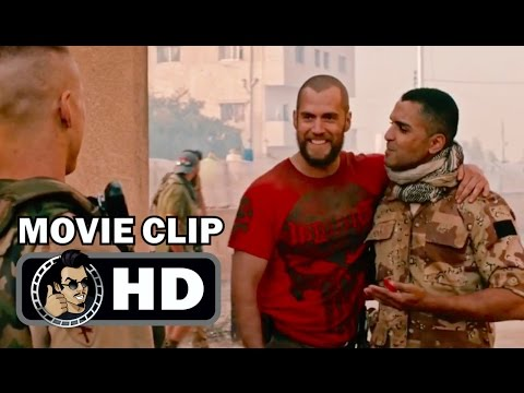 SAND CASTLE Movie Clip - Fixing the Water Problem (2017) Henry Cavill Nicholas Hoult War Film HD