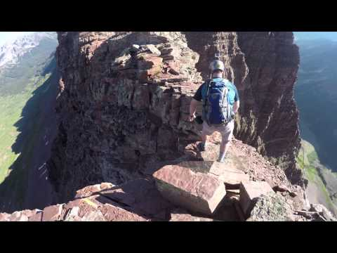 Climbers Narrowly Avoid Falling During a 14 000Foot  Leap of Faith  Across Maroon Bells