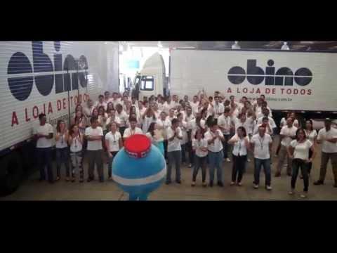 Vídeo Homenagem a todos colaboradores das Lojas Obino.