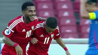 Download Video Chinese Taipei 1-8 United Arab Emirates (AFC U19 Indonesia 2018 : Group Stage) MP3 3GP MP4