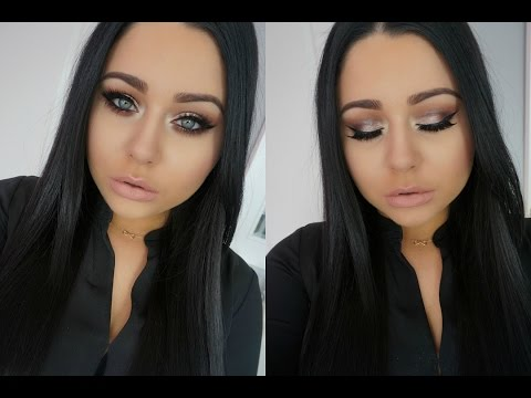 Cool & Warm Toned Smokey Eye Makeup Tutorial
