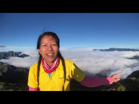 Your best hiking partner in Taiwan-Dive into My Hometown - Tour guide creative video vote