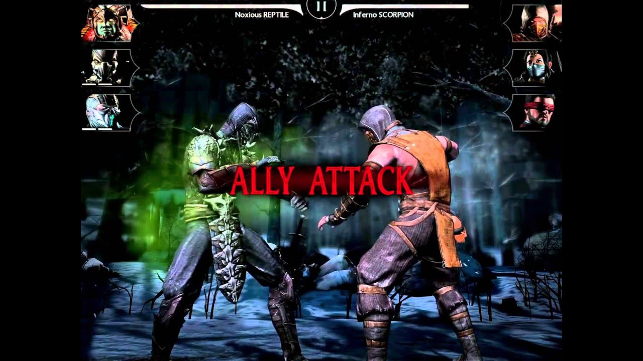Hands-On with 'Mortal Kombat X' for Mobile