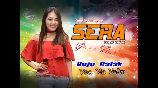 Bojo Galak Cover Via Vallen OM SERA live Palur