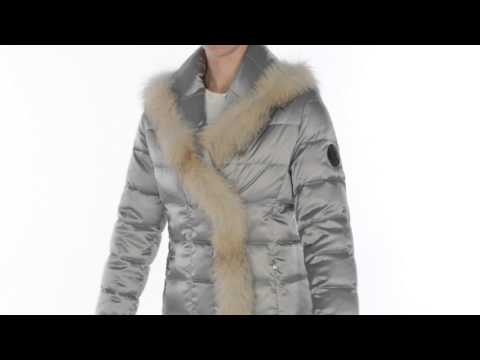 Fur Trim - See more about Bogner Coron-DP Long Down Jacket - Fur Trim (For Women): http://stp.me/y/6155V/