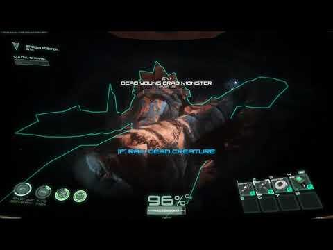 Osiris: New Dawn -  Ночь + Мега Червь #2