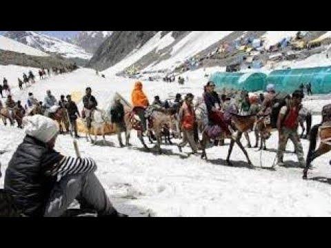 Amarnath Yatra via Pahalgam 2018 Part 02