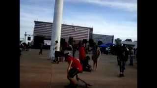 Um rolé sobre rodinhas no Dia Mundial do Skate. Museu Nacional (Esplanada dos Ministérios) Brasília-DF, 21/06/2015. MÚSICAS: Da Lama Ao Caos - Chico ...