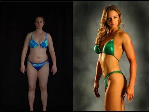 Stephanie's P90X Transformation
